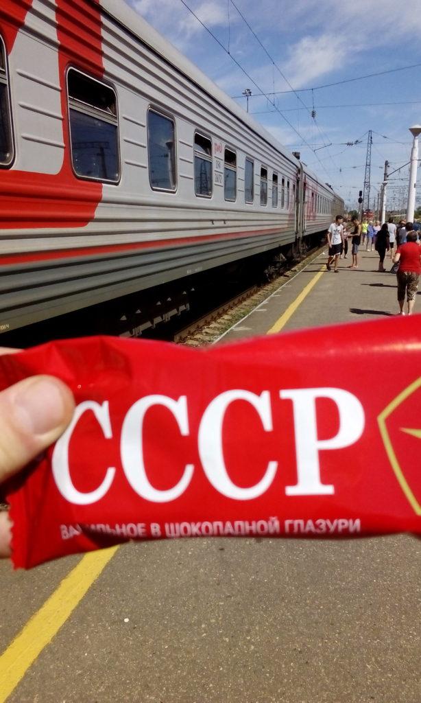 II. díl - Odjezd z Moskvy