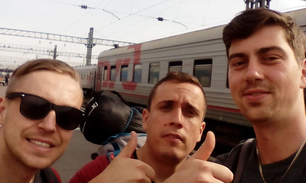 III. díl - Život ve vlaku na transsibiřské magistrále