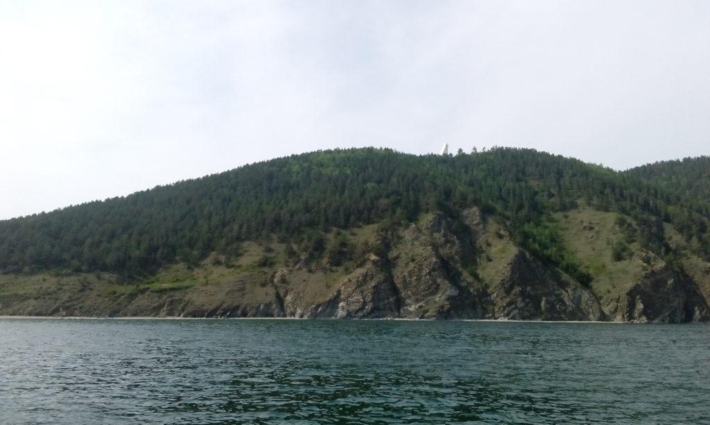 Irkutsk a jezero Bajkal