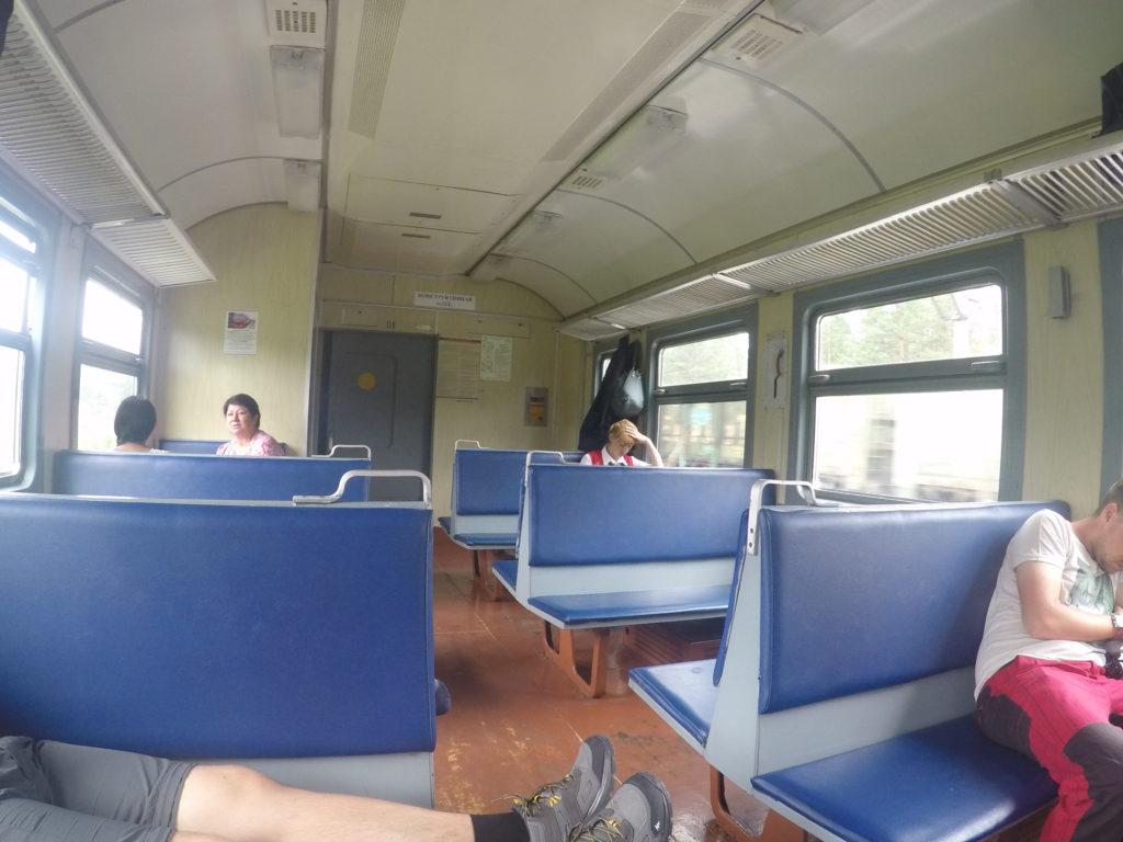 vlak na Bajkal