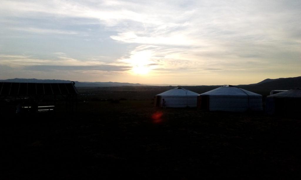 Náš život s mongolskými nomády