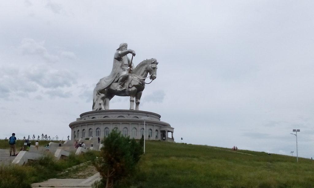 Sbohem Čingischáne a nomádi