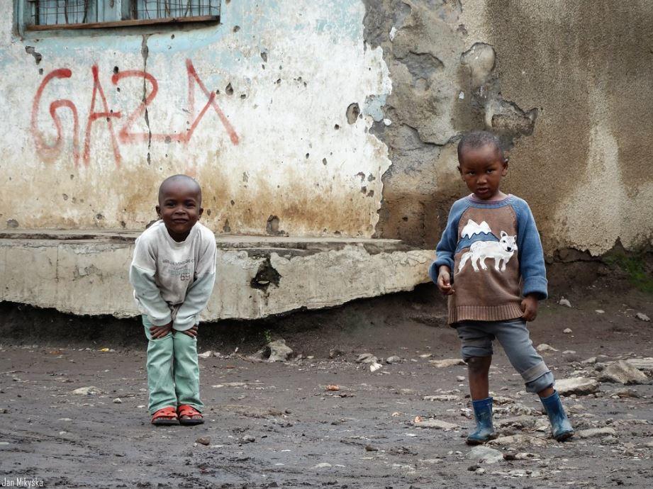 Arusha a začínáme Safari!