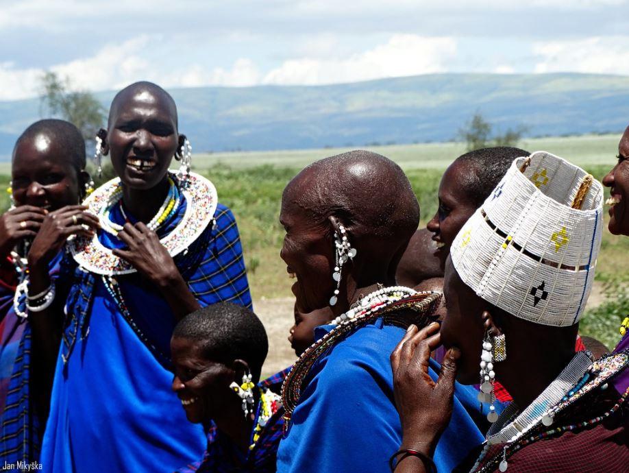Sbohem Masajové! jedeme do Serengeti!