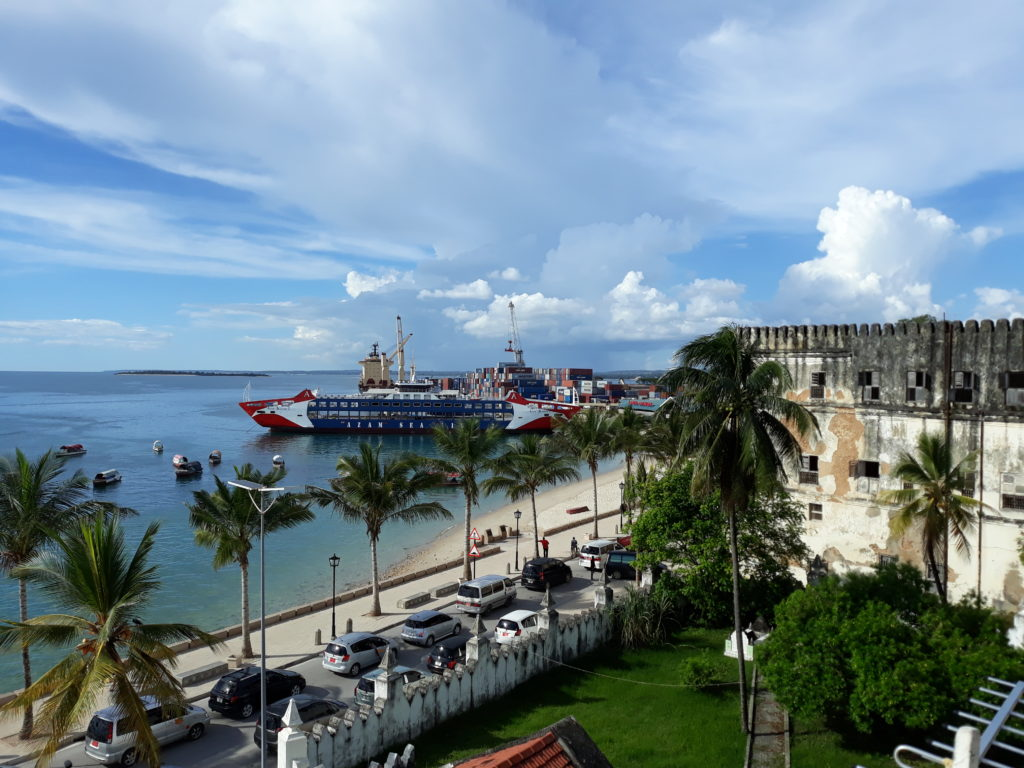 Hello my name is Mr. Zanzibar!