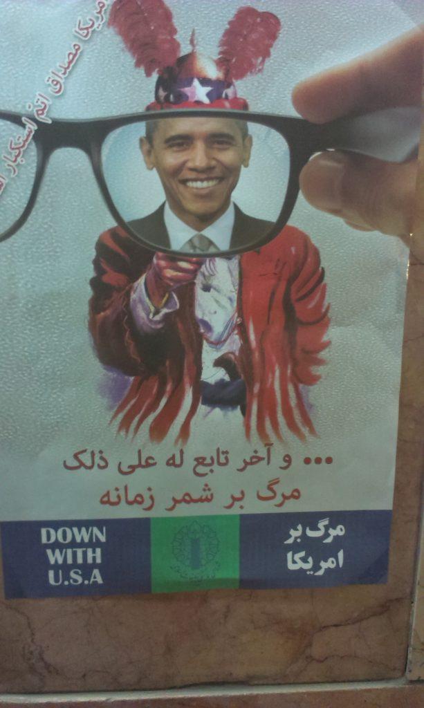 Vítejte v Íránu!