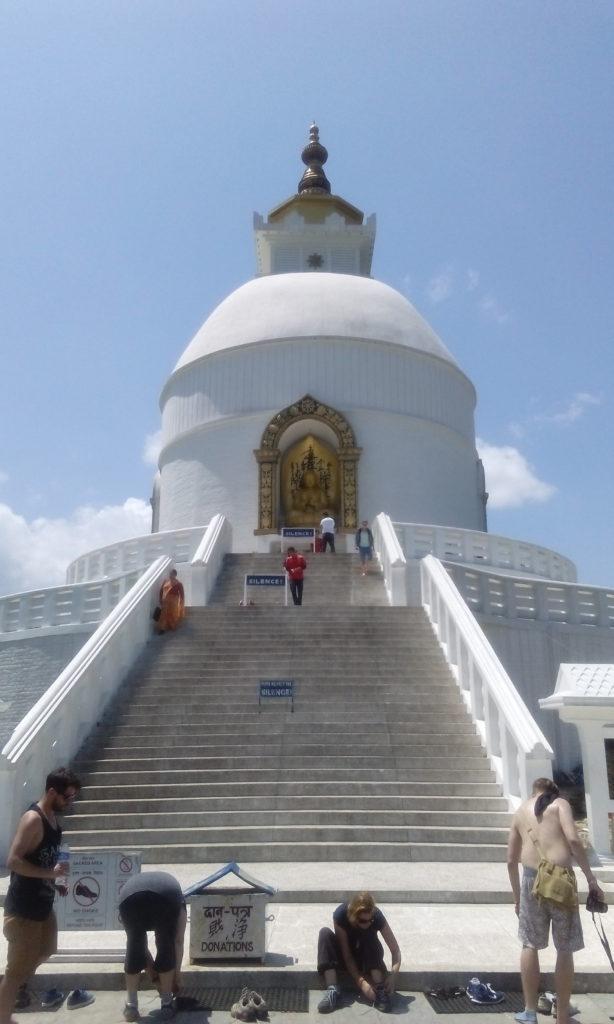 Domlouváme průvodce na výšlap kolem Annapurny