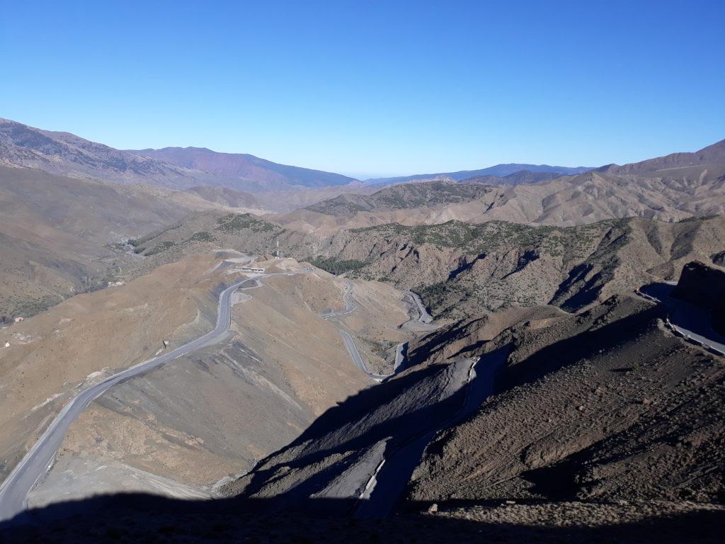 (Ne)cestou po Maroku...