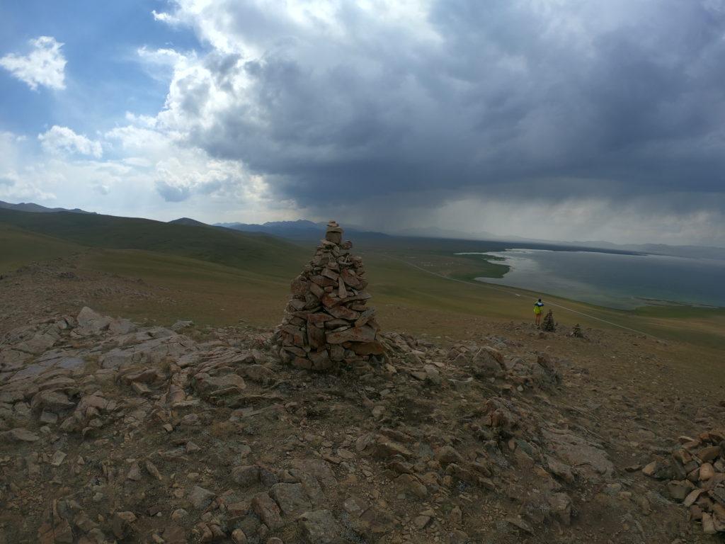 Nomádský život u jezera Sonkol