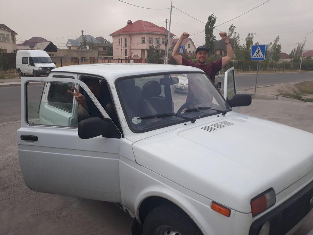 Poslední dobrodružství v Kyrgyzstánu