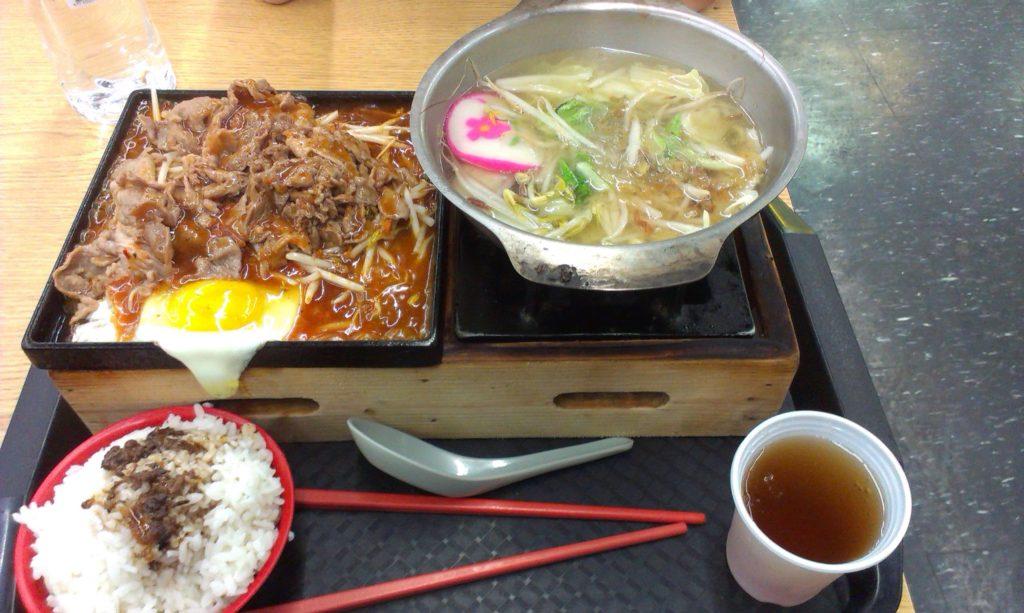 První dny a jídla na Tchaj-wanu