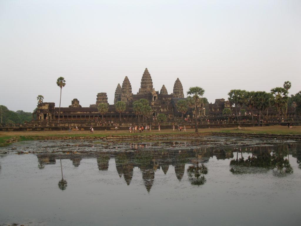 Co si v Kambodži užít a co nedělat