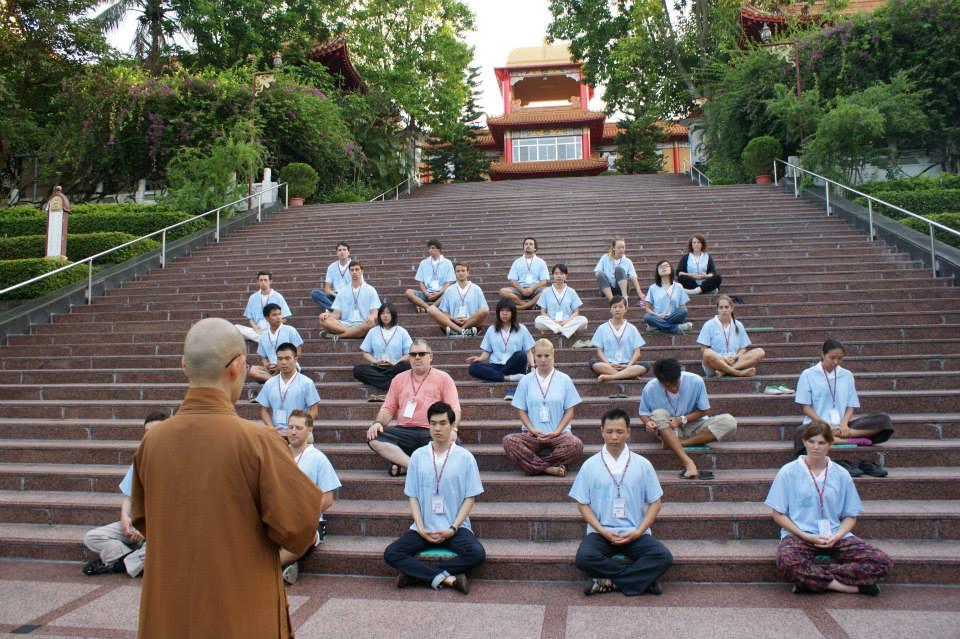 Život v buddhistickém klášteře