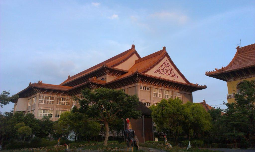 Život v buddhistickém klášteře Fo Guang Shan