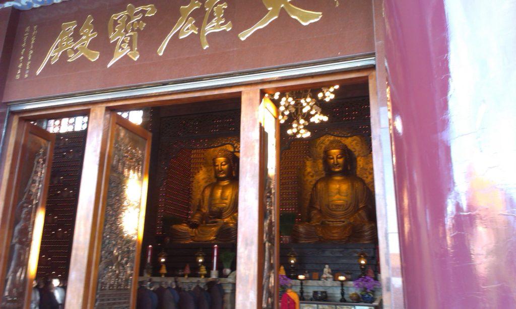 Život v buddhistickém klášteře (I.)
