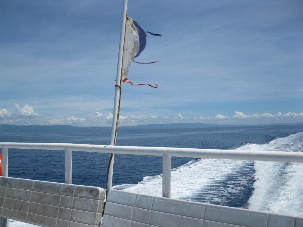 Filipíny jen s batohem